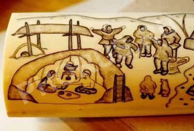 фото Уэлен, Чукотка, Россия. Фотографии Резьба по кости ...: http://www.phorus.ru/page7-r1103-30.html